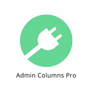 Admin Columns Pro 4.1.1