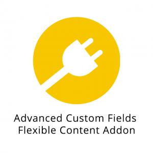 Advanced Custom Fields Flexible Content Addon 1.1.1