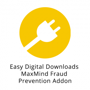 Easy Digital Downloads MaxMind Fraud Prevention Addon 1.0.0