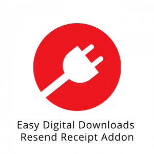 Easy Digital Downloads Resend Receipt Addon 1.0.1