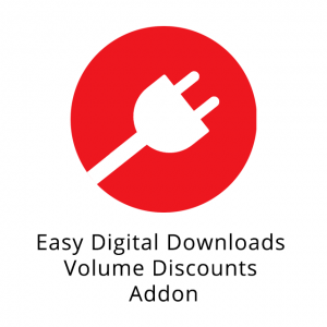 Easy Digital Downloads Volume Discounts Addon 1.3.1