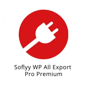 Soflyy WP All Export Pro Premium 1.5.1