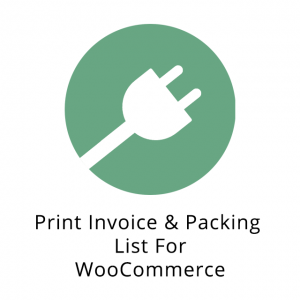 WooCommerce Print Invoice & Packing List 3.4.0