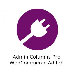 Admin Columns Pro WooCommerce Addon 2.2.1