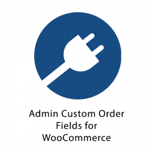 Admin Custom Order Fields for WooCommerce 1.10.0