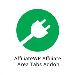 AffiliateWP Affiliate Area Tabs Addon 1.2.0