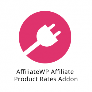 AffiliateWP Affiliate Product Rates Addon 1.0.4