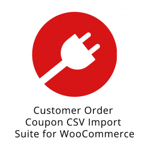 Customer Order Coupon CSV Import Suite for WooCommerce 3.5.0