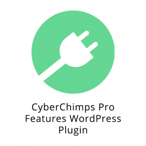 CyberChimps Pro Features WordPress Plugin 1.5
