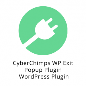 CyberChimps WP Exit Popup Plugin WordPress Plugin 2.3