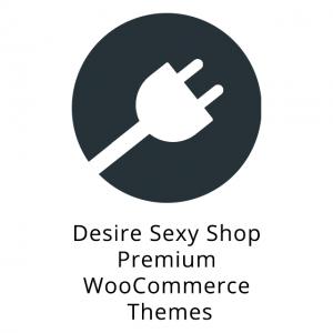 Desire Sexy Shop Premium WooCommerce Themes 1.1.8