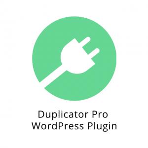 Duplicator Pro WordPress Plugin 3.5.7.1