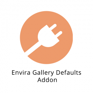 Envira Gallery Defaults Addon 1.3.1