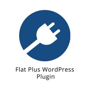 Flat Plus WordPress Plugin 1.0.0