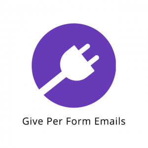Give Per Form Emails 1.1.0