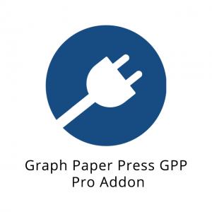 Graph Paper Press GPP Pro Addon 1.0.2