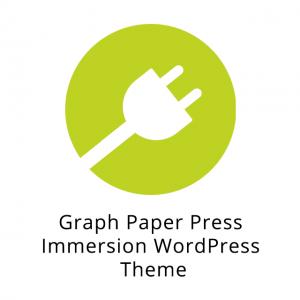 Graph Paper Press Immersion WordPress Theme 1.2.2