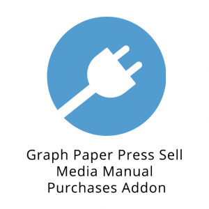 Graph Paper Press Sell Media Manual Purchases Addon 1.0.3