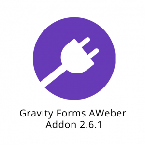 Gravity Forms AWeber Addon 2.6.1