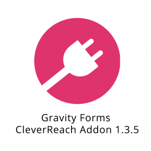 Gravity Forms CleverReach Addon 1.3.5