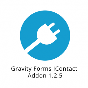 Gravity Forms IContact Addon 1.2.5