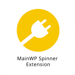 MainWP Spinner Extension 2.4