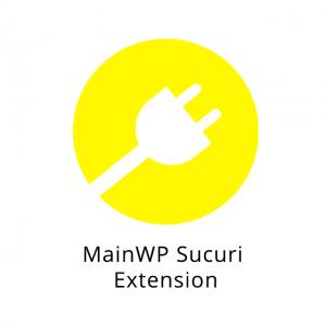 MainWP Sucuri Extension 1.0.0
