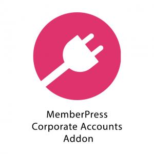 MemberPress Corporate Accounts Addon 1.3.1