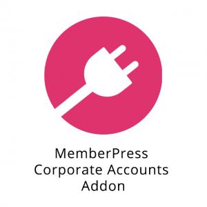 MemberPress Corporate Accounts Addon 1.3.0