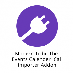 Modern Tribe The Events Calender iCal Importer Addon 4.2.5.1