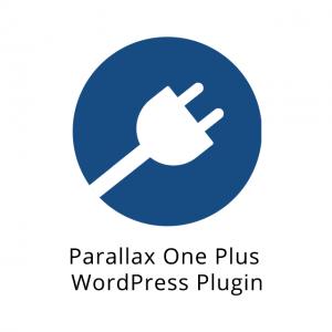 Parallax One Plus WordPress Plugin 1.4.2
