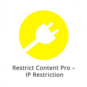 Restrict Content Pro – IP Restriction 1.2.3