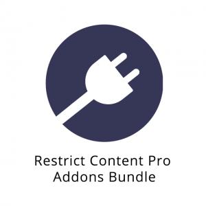 Restrict Content Pro Addons Bundle 2018
