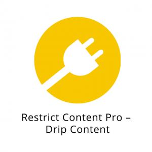 Restrict Content Pro – Drip Content 1.0.3