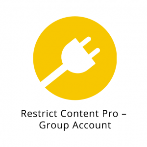 Restrict Content Pro – Group Account 1.3.2
