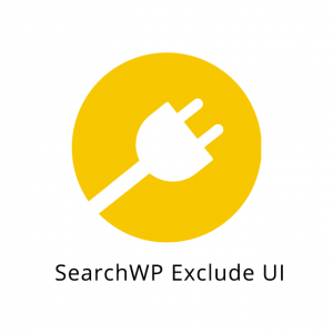 SearchWP Exclude UI 1.1.0