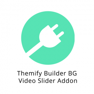 Themify Builder BG Video Slider Addon 1.0.5
