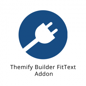 Themify Builder FitText Addon 1.1.2