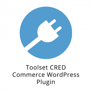 Toolset CRED Commerce WordPress Plugin 1.6.1