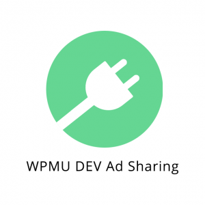 WPMU DEV Ad Sharing 1.2.1