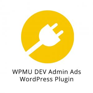WPMU DEV Admin Ads WordPress Plugin 1.1.0.2