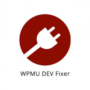 WPMU DEV Fixer 1.4.1