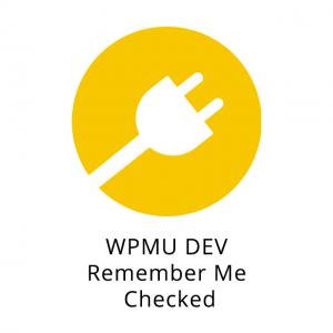WPMU DEV Remember Me Checked 1.0.1