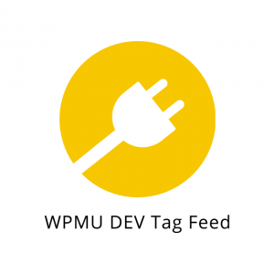WPMU DEV Tag Feed 3.0.1