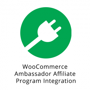 WooCommerce Ambassador Affiliate Program Integration 1.1.5