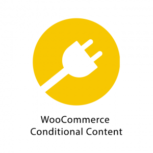 WooCommerce Conditional Content 2.0.5