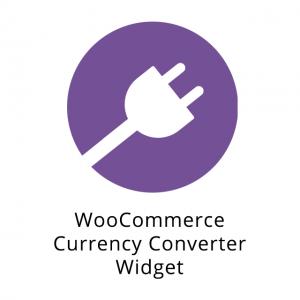 WooCommerce Currency Converter Widget 1.6.8