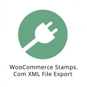 WooCommerce Stamps.Com XML File Export 2.7.1