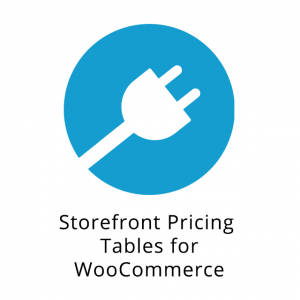 WooCommerce Storefront Pricing Tables 1.0.3