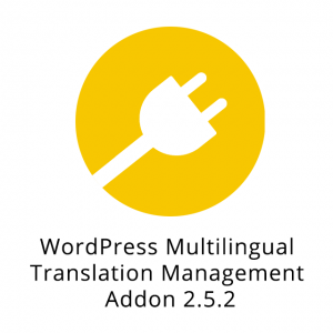 WordPress Multilingual Translation Management Addon 2.5.2